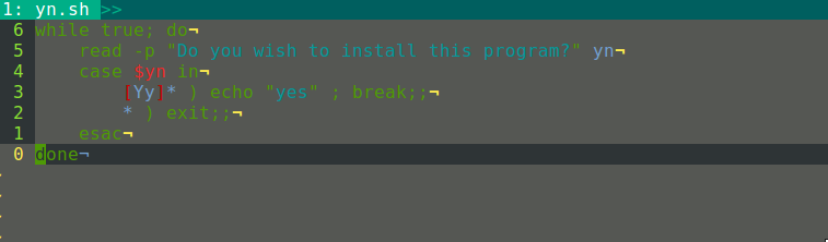 Solarized Color Theme in Gnome-terminal and Vim - My Notebook